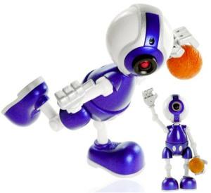 Webcam Brinquedo. Em Breve nas lojas de bonecos, para seu sobrinho menor destruir.